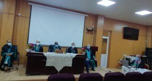 انطلاق مناقشات الدكتوراه بجامعة غرداية في ظل إجراءات الوقاية من كوفيد 19